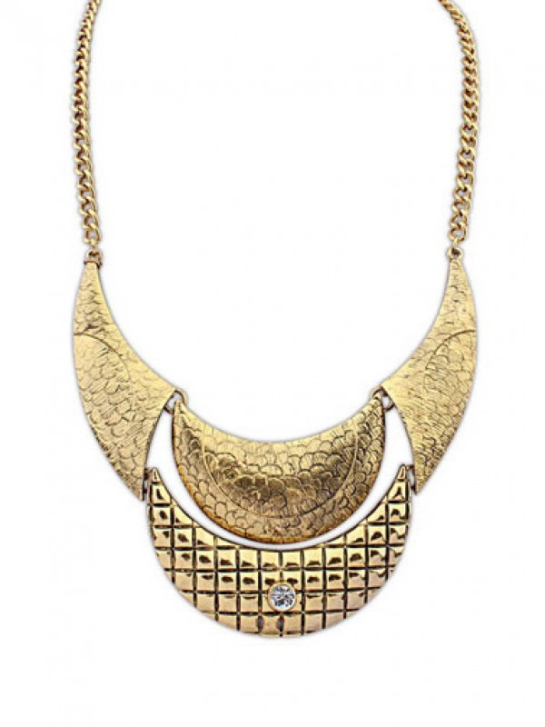 Occident Exotic Hyperbolic Personality Fashion Necklace