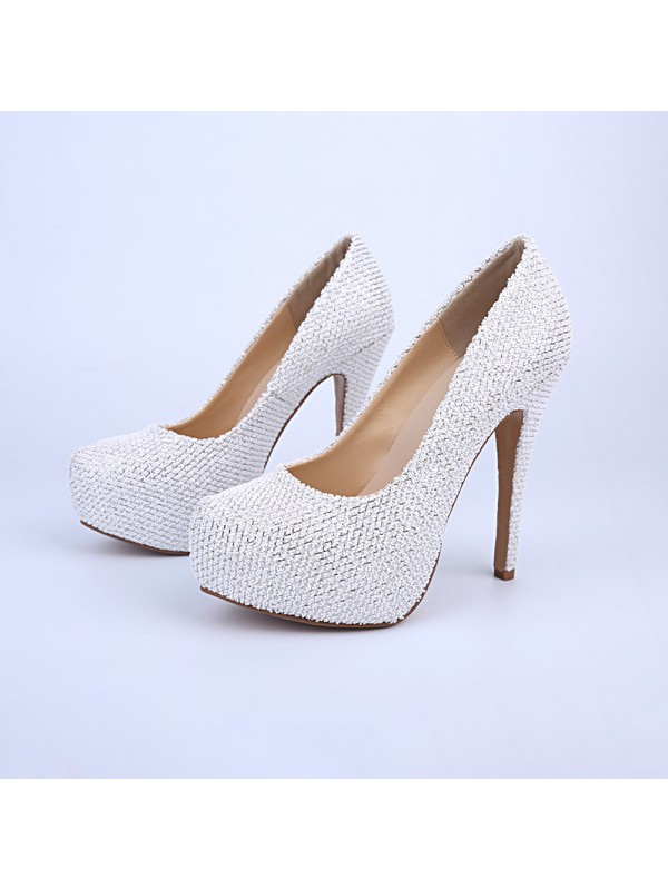 Closed Toe Platform Stiletto Heel Platforms Shoes