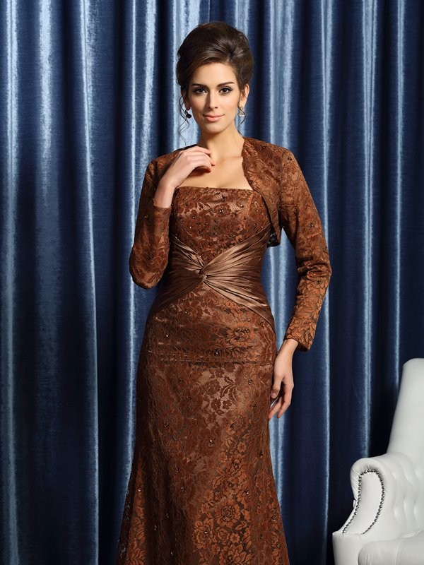 Netting Lange ermer Special Occasion Fashion Wrap