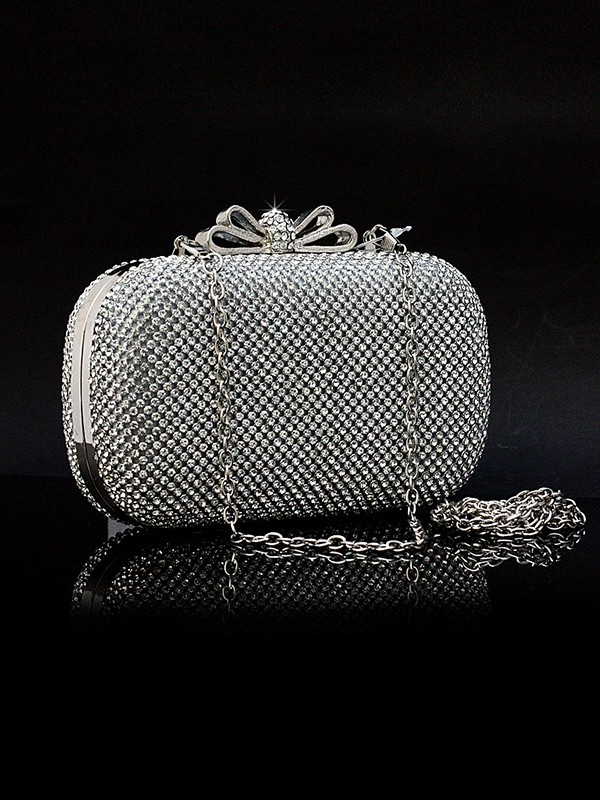 Fashion Swarovskis Evening Handbags