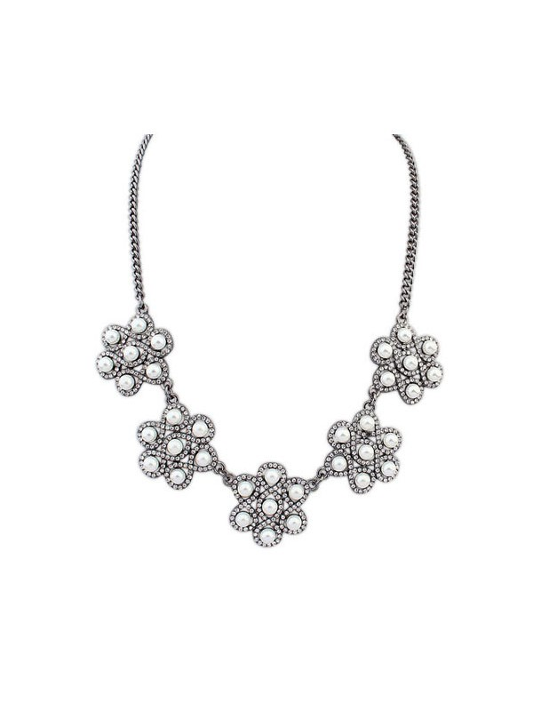 Occident Retro Palace Temperament All-match Fashion Necklace