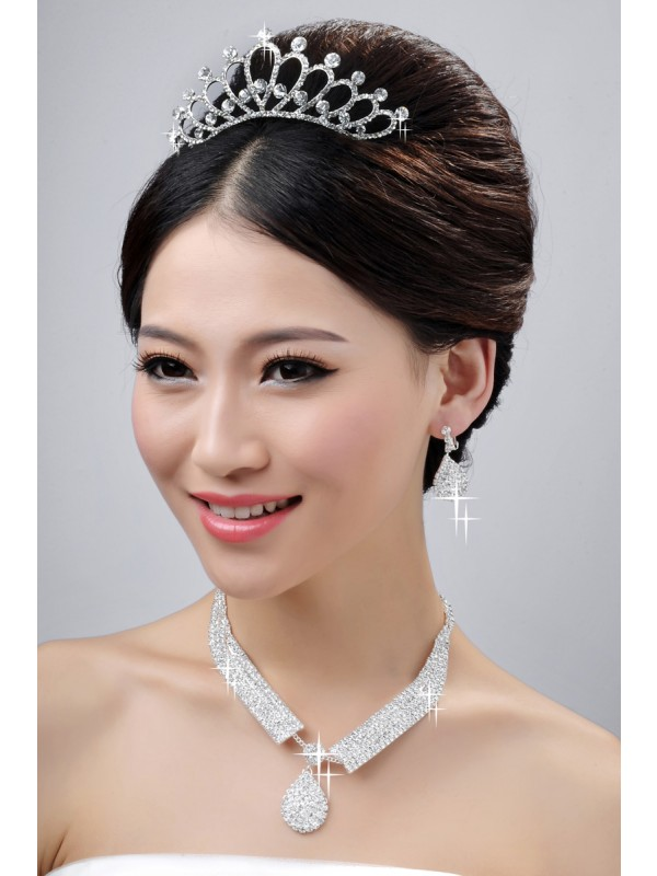 Nice Wedding Party Earrings Set